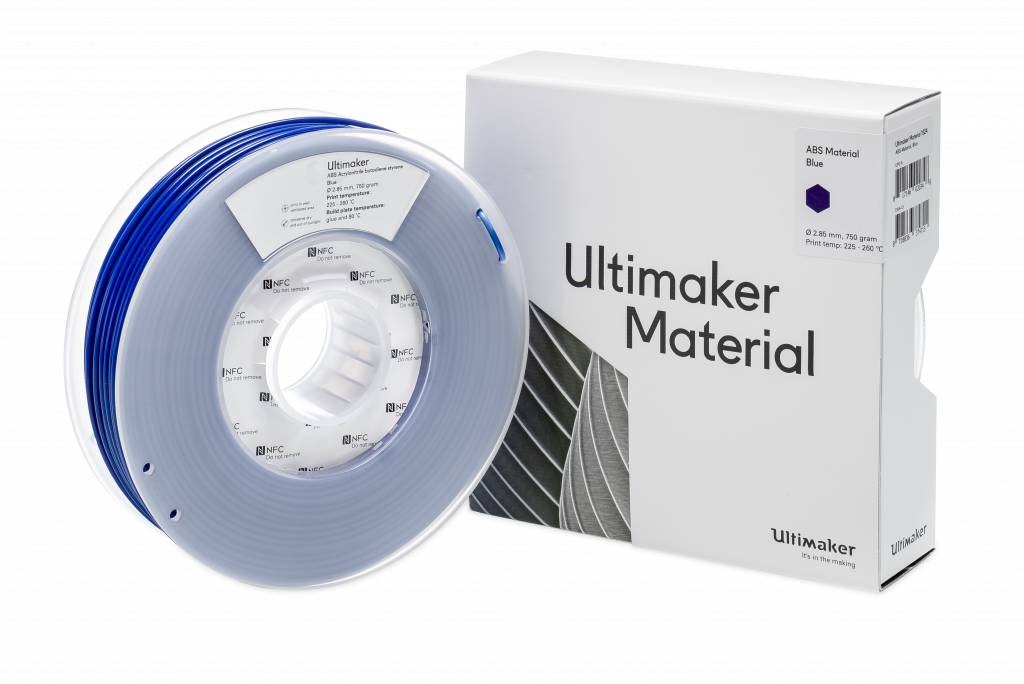 Ultimaker ABS 750gr Blue