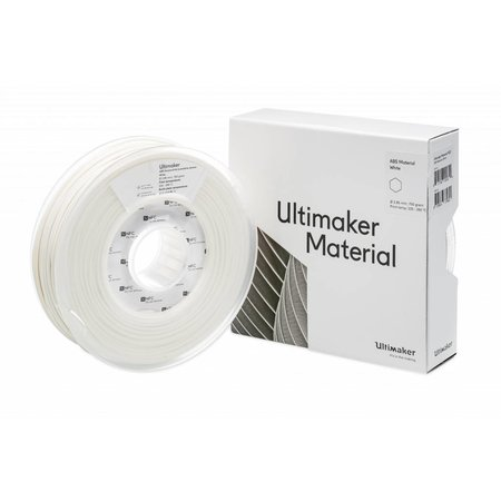 Ultimaker ABS 750gr White