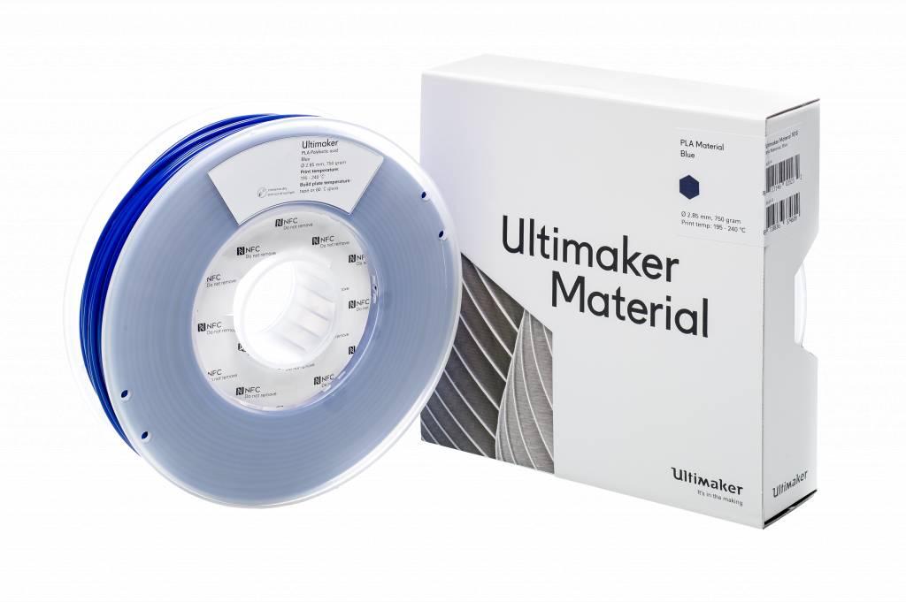 Ultimaker PLA 750gr Blue
