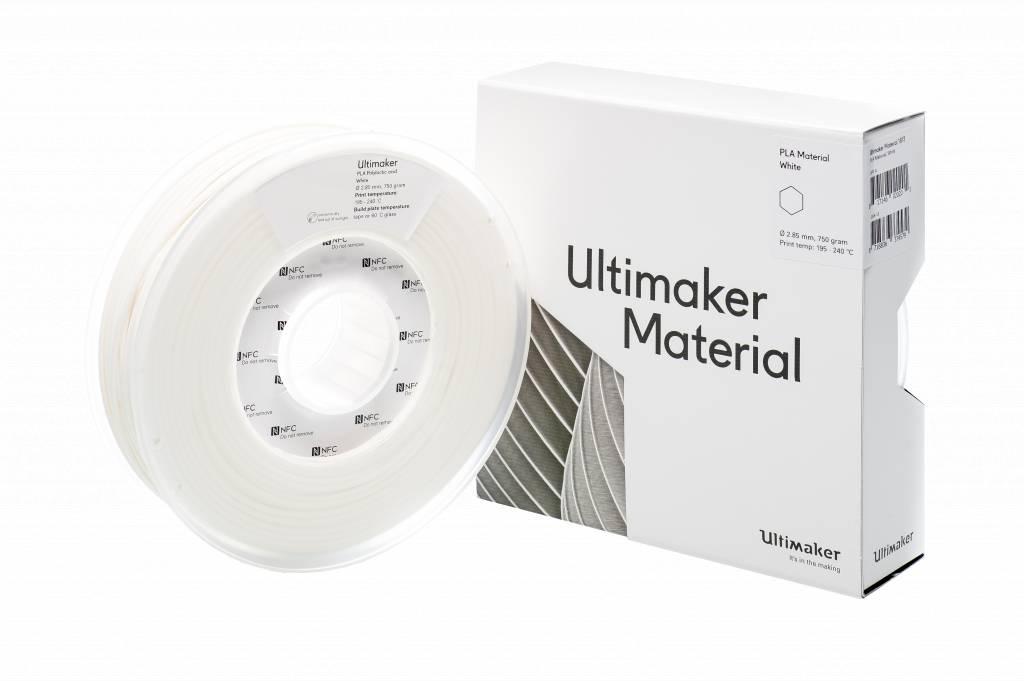 Ultimaker PLA 750gr White
