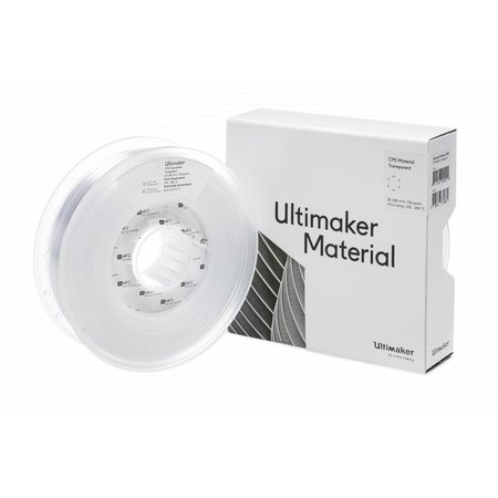 Ultimaker CPE 750gr Transparant
