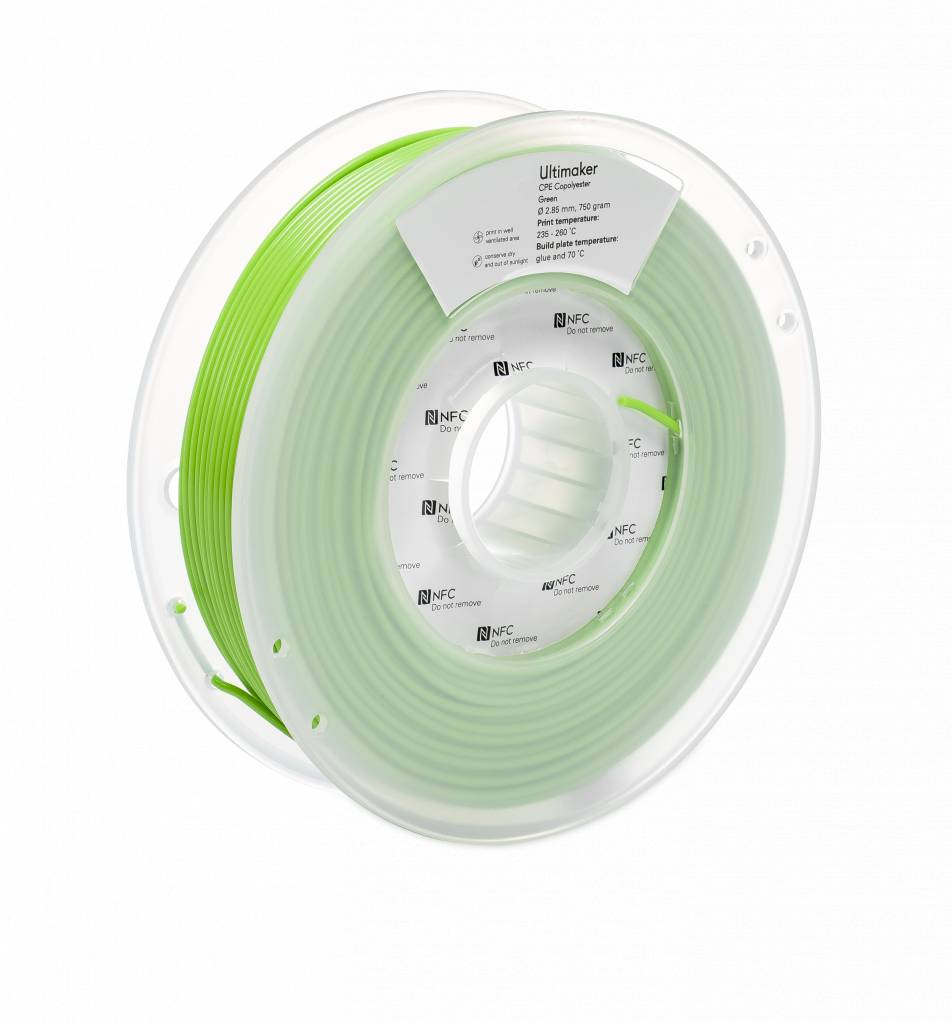 Ultimaker CPE 750gr Green