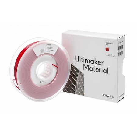 Ultimaker CPE 750gr Red