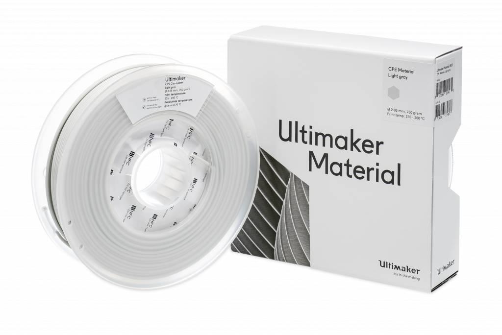 Ultimaker CPE 750gr Light Gray