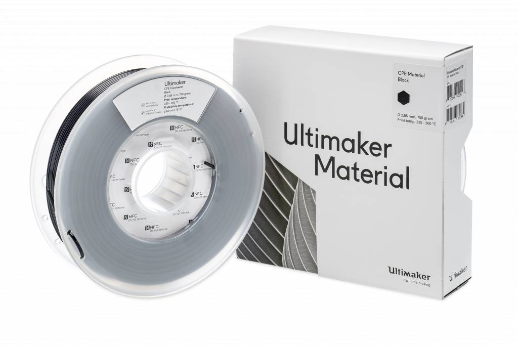 Ultimaker CPE 750gr Black