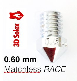 3DSolex Matchless RACE nozzle 0.6mm