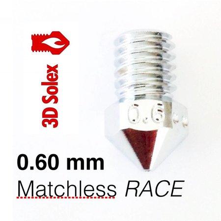 3DSolex Matchless RACE nozzle 0.6mm