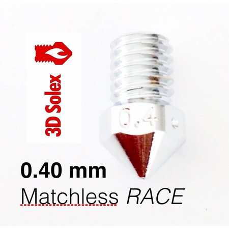 3DSolex Matchless RACE nozzle 0.4mm