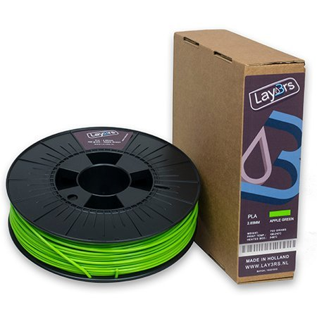 Lay3rs PLA Apple Green