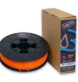 Lay3rs PLA Orange