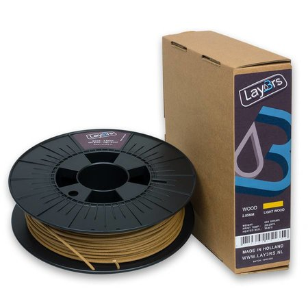Lay3rs Woodfill 500gr Light Wood
