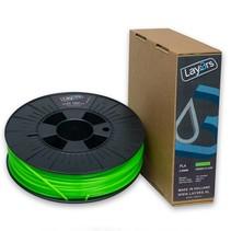 PLA 750gr Green Fluor