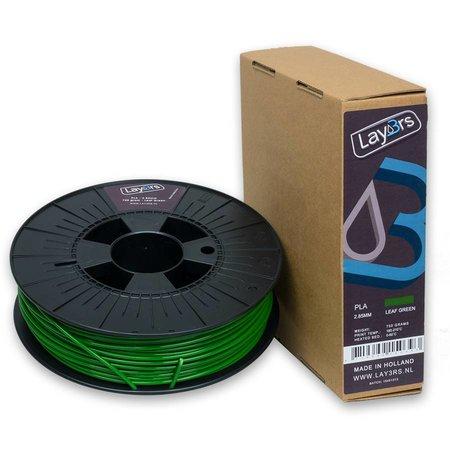 Lay3rs PLA Leaf Green