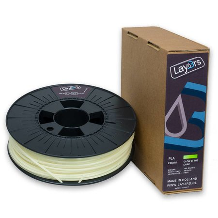 Lay3rs PLA Glow in the Dark