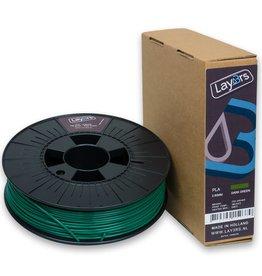 Lay3rs PLA Dark Green