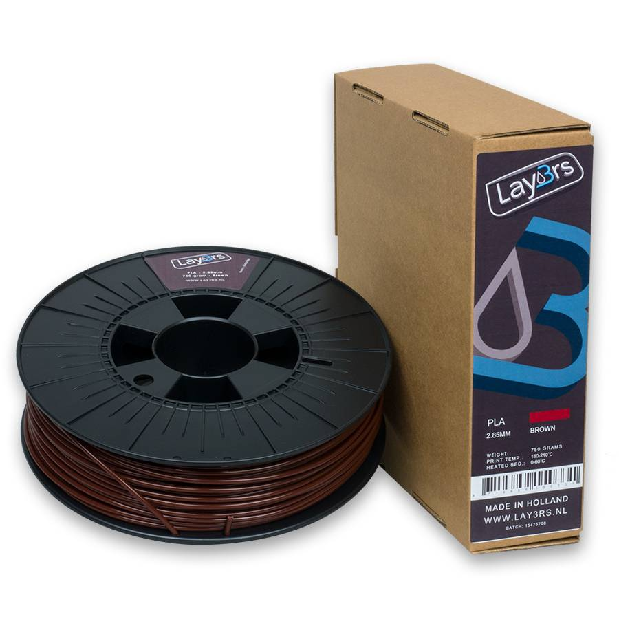 Lay3rs PLA Brown