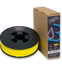 Lay3rs PLA Sulfur Yellow