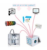 Newcandle Educatiepakket Ultimaker 2+