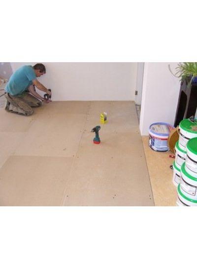 Huismerk Ondervloer spaanplaat