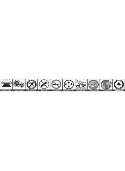 Huismerk PVC klik CCX 506 ST