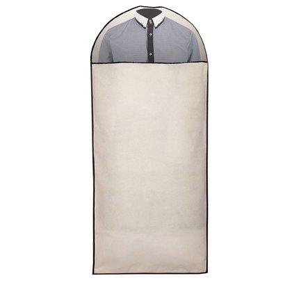 PRO STEVIGE KLEDINGHOES MET VENSTER Wit [135x60cm]
