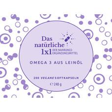 Omega-3 Nachfüllpack