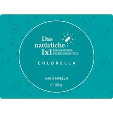 Chlorella-Kapseln Nachfüllpack