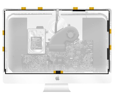 "iMac 27"" power kabel"