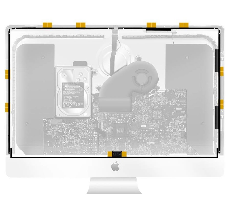 iMac 21,5 inch A1418 Adhesive Tape Strips
