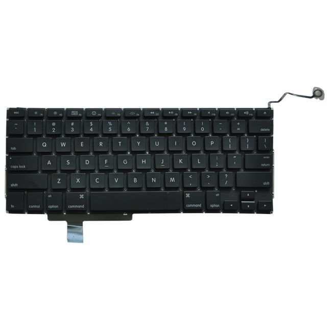 MacBook Pro 17 inch A1297 Toetsenbord US