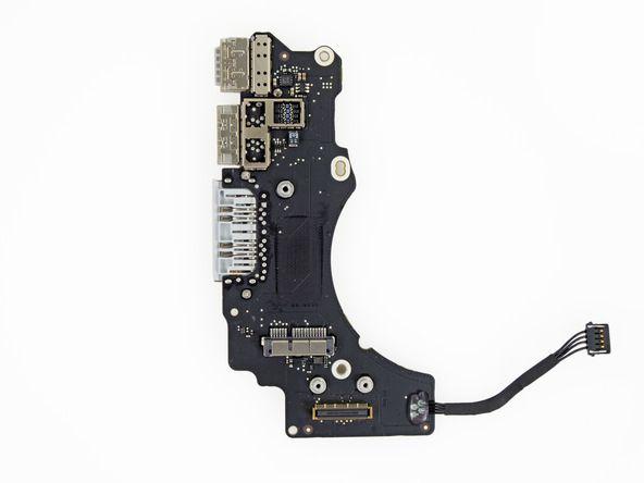 MacBook Pro Retina 13 inch A1502 i/o Board (2013 - 2014) 820-3539-A