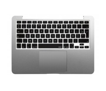 MacBook Pro 13 inch A1502 Topcase (2013 - 2014) UK / NL