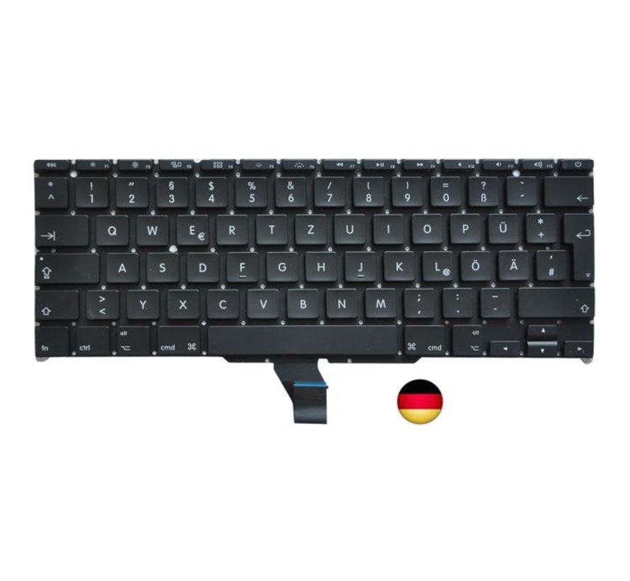 MacBook Air 11 inch A1370 A1465 Toetsenbord QWERTZ