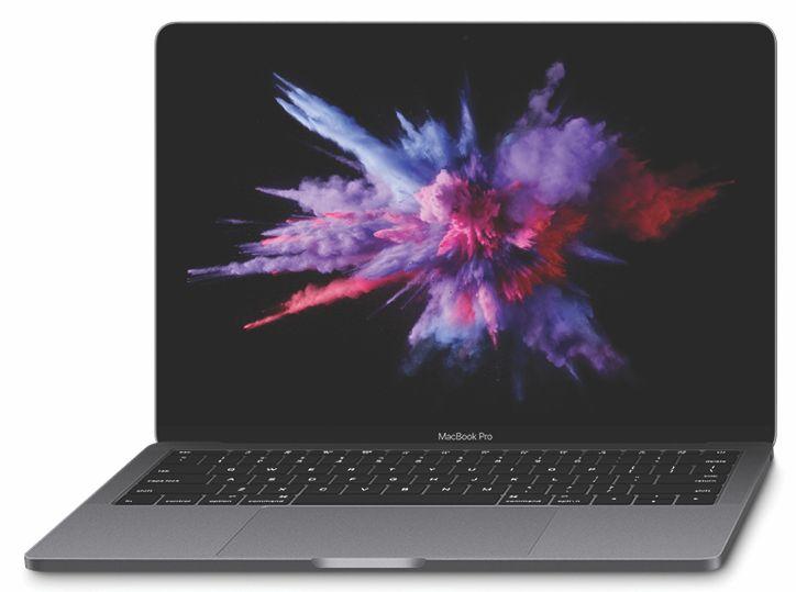 """MacBook Retina A1708 modeljaar 2016 13"""" TOETSEN VERSIE"""
