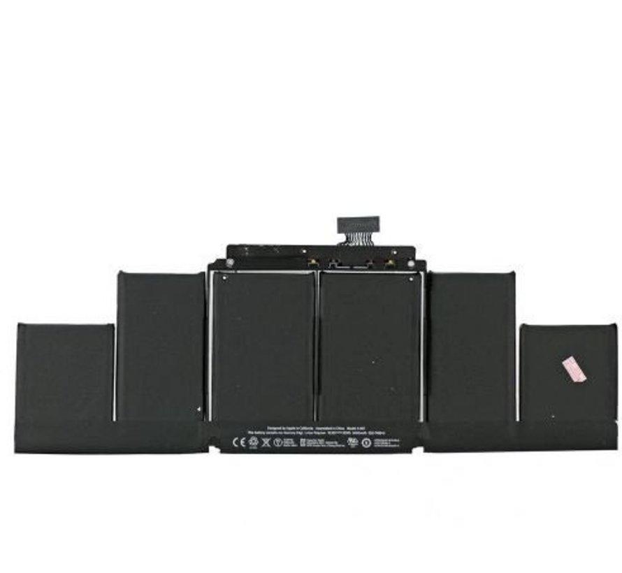 MacBook Pro 15 inch A1398 Batterij (Late 2013 – 2014) - A1494