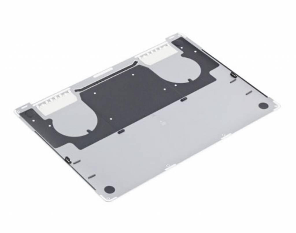 MacBook 15 inch A1707 onderkant Zilver / Silver