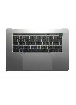 MacBook 15 inch A1707 toetsenbord top case Zilver / Grijs
