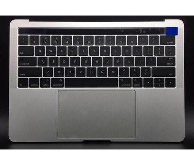 MacBook 13 inch A1706 UK topcase Space Grey