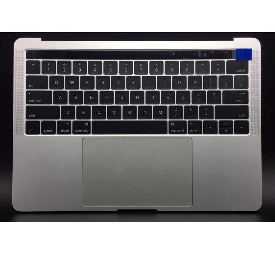 MacBook Pro 13 inch A1706 topcase - UK/NL - space grey
