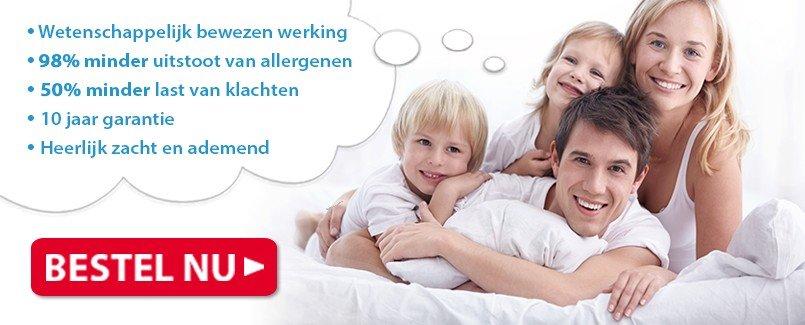 allergie matras