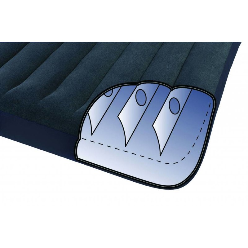 Intex Twin Pillow Rest Classic Airbed Kit