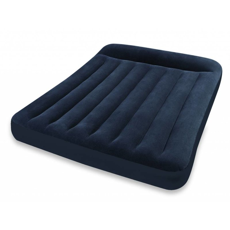 Intex Full Pillow Rest Classic Airbed