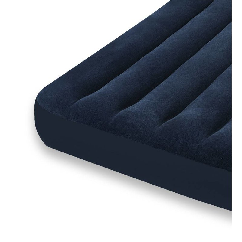 Intex Queen Pillow Rest Classic Airbed Kit