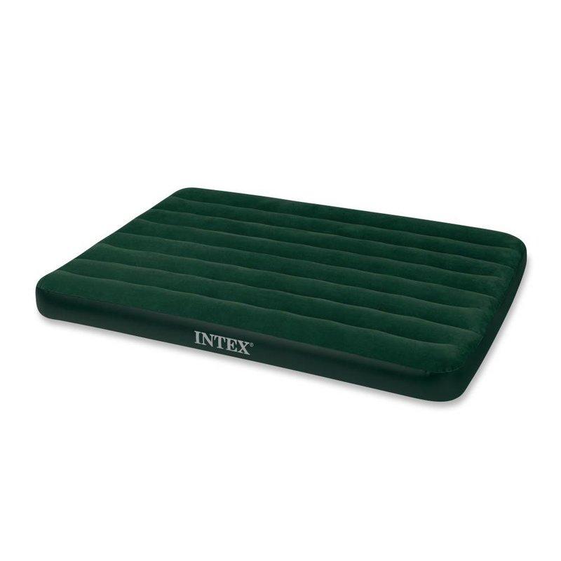 Intex Full Prestige Downy Airbed Kit