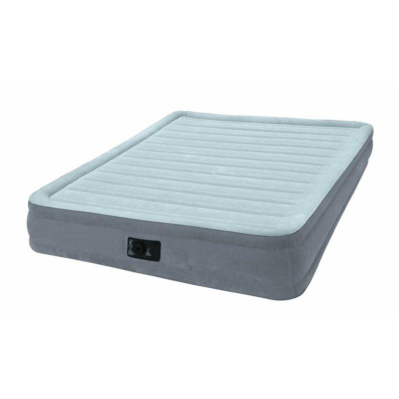 Intex Full Comfort Plush Mid Rise Airbed Kit