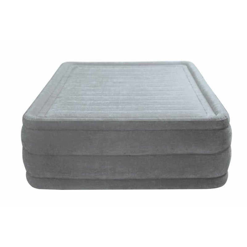 Intex Queen Comfort Plush High Rise Airbed Kit