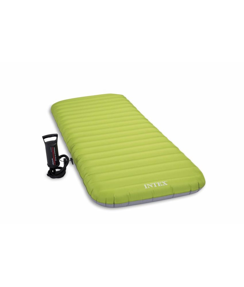 Intex Roll'n Go Bed Incl. Handpomp