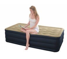 Plush bedden