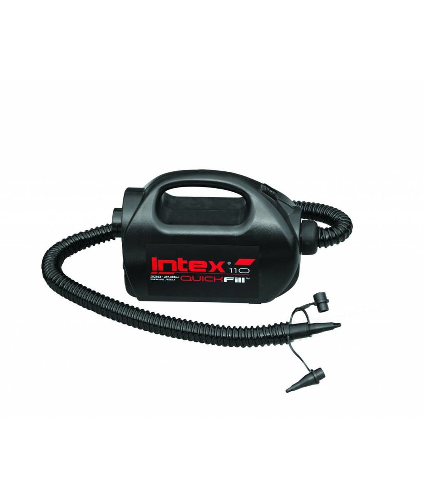 Intex Quick Fill Hight PSI Elektrische 12-220 volt pomp