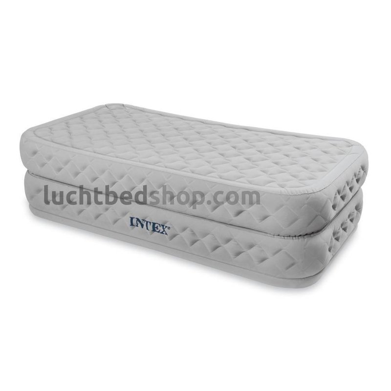 Intex Twin Supreme Air-Flow Airbed Kit Dura-Beam